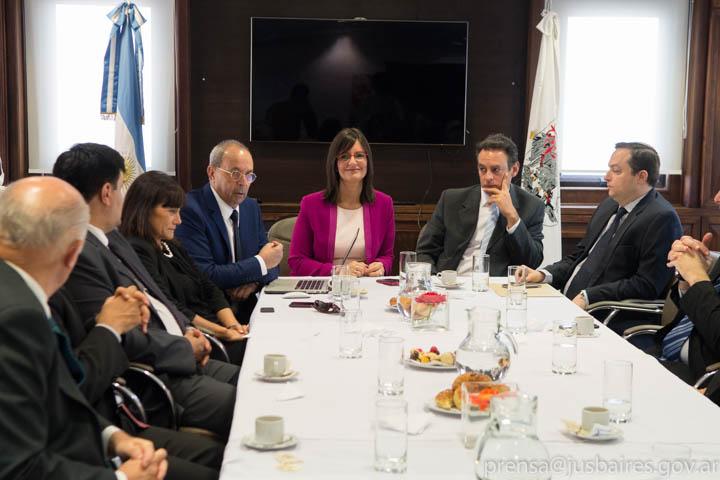 Primer encuentro Argentina – Israel en Cibercrimen
