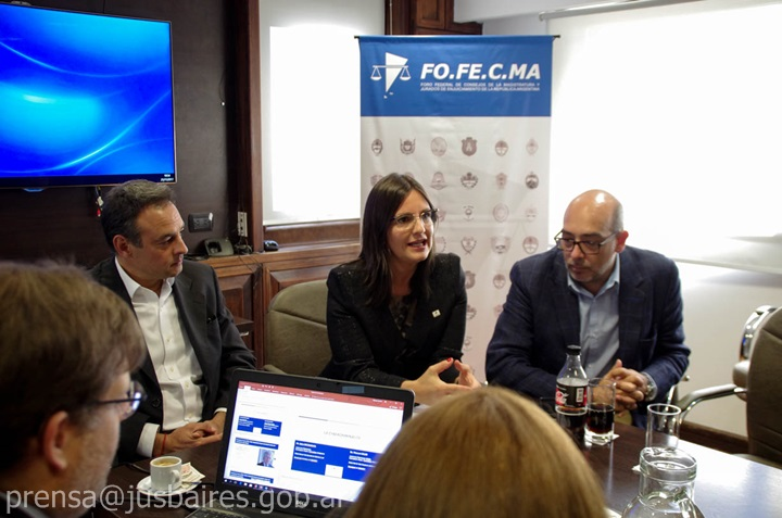 Encuentro internacional sobre cibercrimen