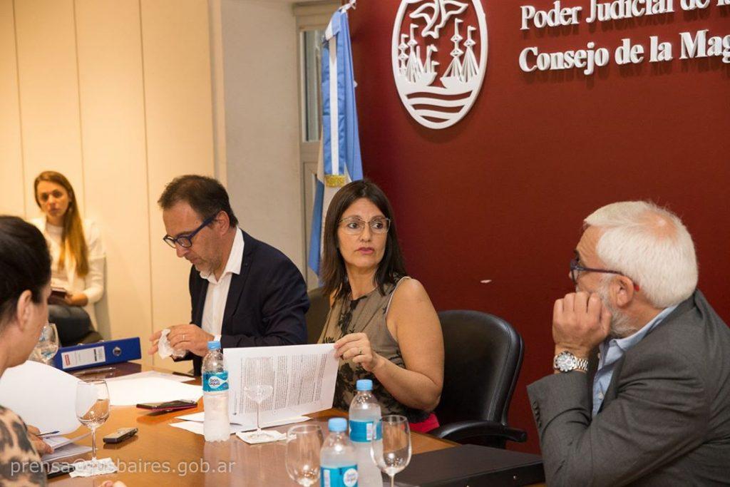 Reunión de la Comisión de Fortalecimiento Institucional y Planificación Estratégica