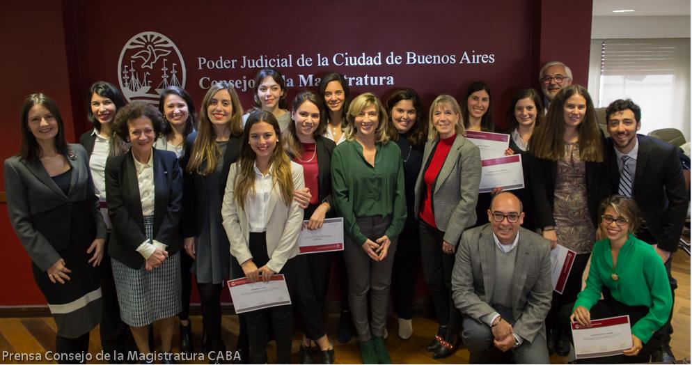 Reconocimiento a estudiantes de la UBA campeones en competencias internacionales